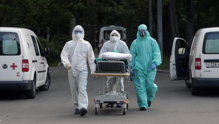 xw 1813358 - За сутки в Москве умерло 35 зараженных коронавирусом пациентов