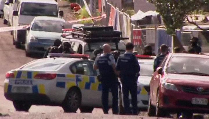 Стрельба в Новой Зеландии: один полицейский убит, еще один ранен