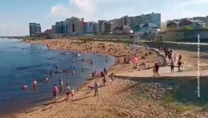 Аномалия в Якутии: полюс холода сменился на полюс жары