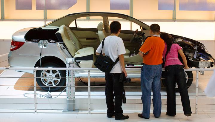Китай стимулирует автопроизводителей выпускать больше гибридов