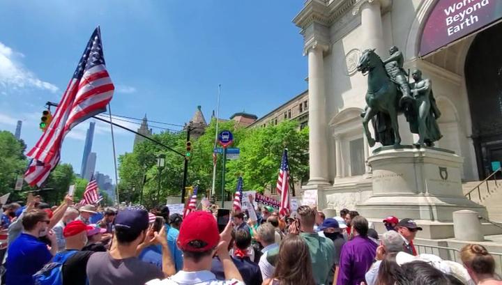 xw 1817847 - На улицы городов США вышли защитники истории