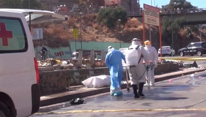 В Южной Америке, Индии и Австралии ухудшается ситуация с коронавирусом