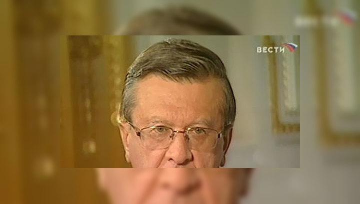 Первое большое интервью Виктора Зубкова (ТЕКСТ, ВИДЕО)