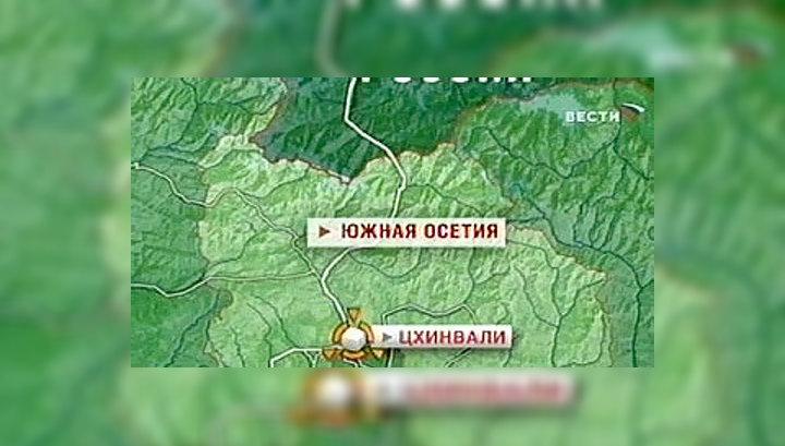 Грузия стягивает войска к границе с Южной Осетией