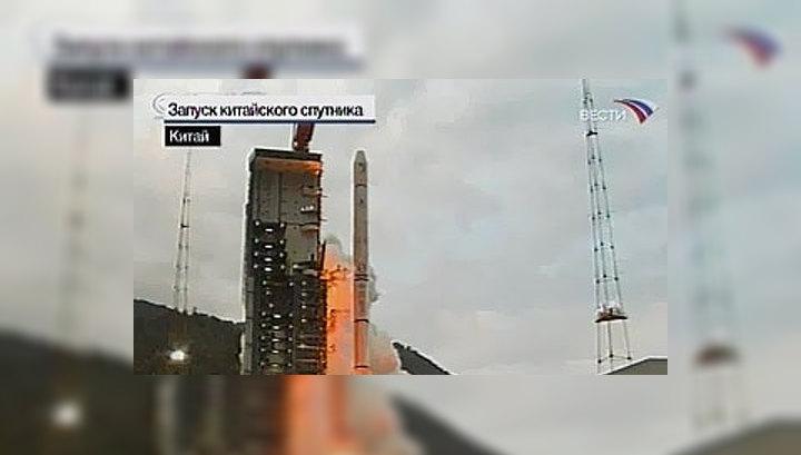 Китайский спутник полетел к Луне