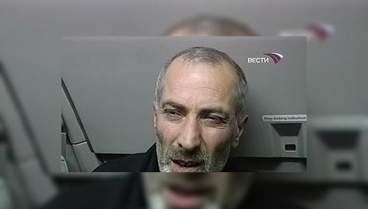 Виталий Калоев, освобожденный из швейцарской тюрьмы, прибыл на родину