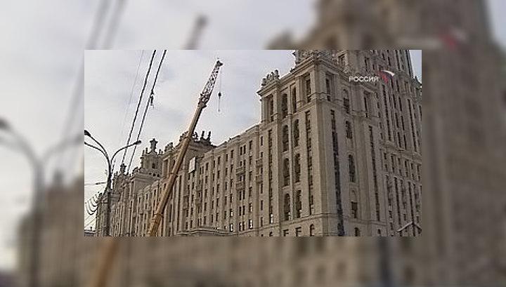 В минувшем году при реконструкции гостиницы произошло 2 инцидента