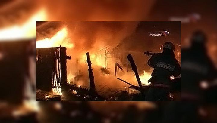 Пожар в доме престарелых в коми дата пансионат для престарелых 1 химки улица правобережная