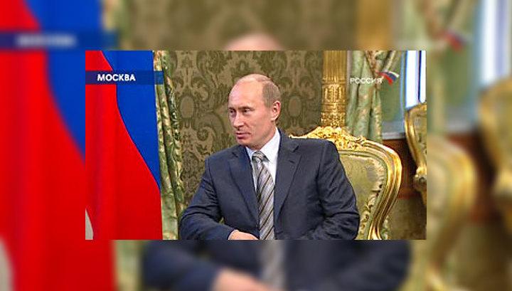 Последний рабочий день президента Путина