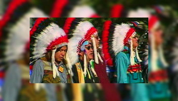 Индейцы не хотят быть американцами