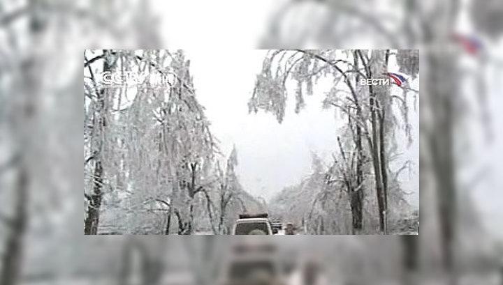 Снегопады спровоцировали энергетический кризис в Китае