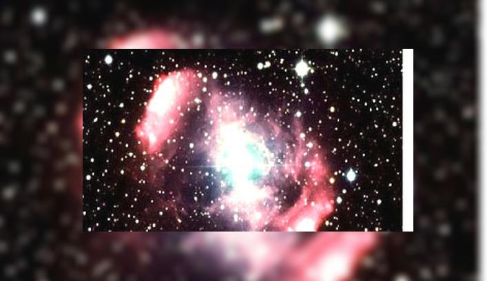 На темную материю приходится более четверти массы Вселенной