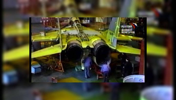 Нижегородские пилоты испытали МиГ-31 БМ