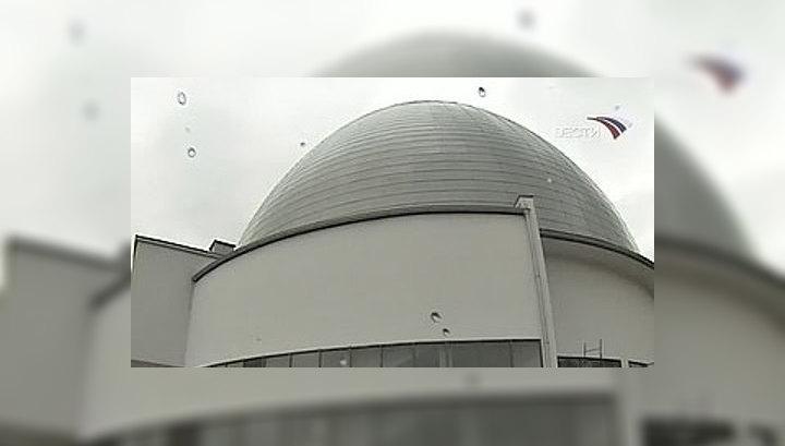 Московский планетарий примет посетителей в конце года
