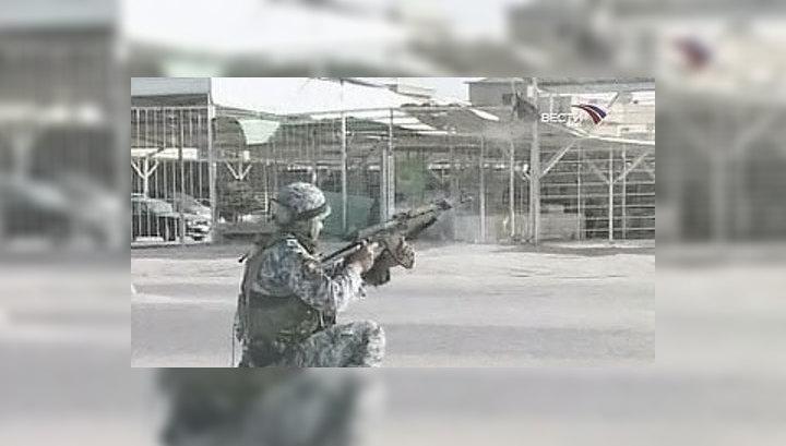В иракской Басре идут ожесточенные бои