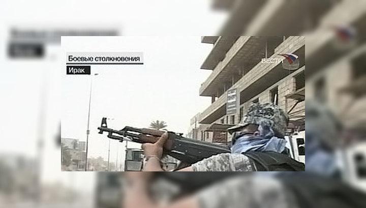 """В Багдаде возобновились столкновения с боевиками """"Армии Махди"""""""