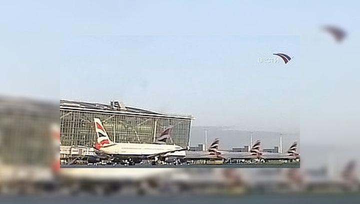 Авиасообщение в Великобритании почти полностью восстановлено