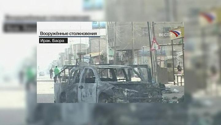 Операция в Басре будет продолжаться вплоть до выполнения поставленных задач