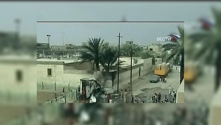 """В Багдаде продолжаются столкновения с """"Армией Махди"""""""