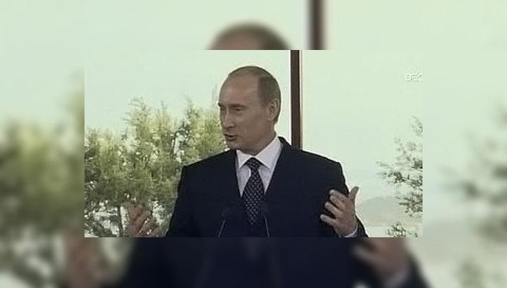 Путин ответил на вопрос о Кабаевой