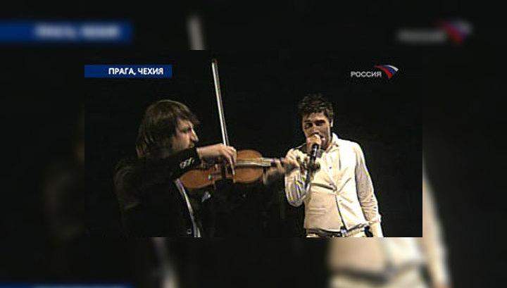 """""""Евровидение"""": лед, скрипка и Билан"""
