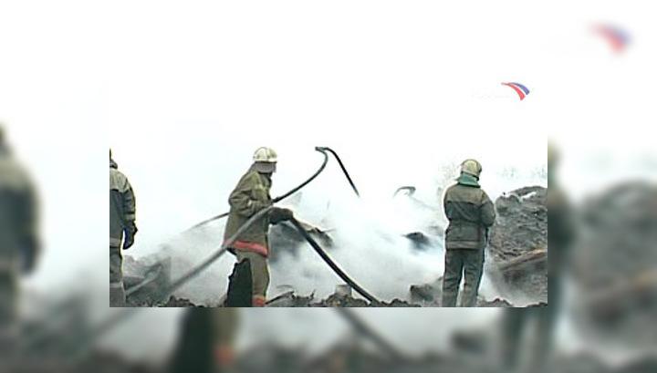 В сожженном доме на Кубани убиты две семьи