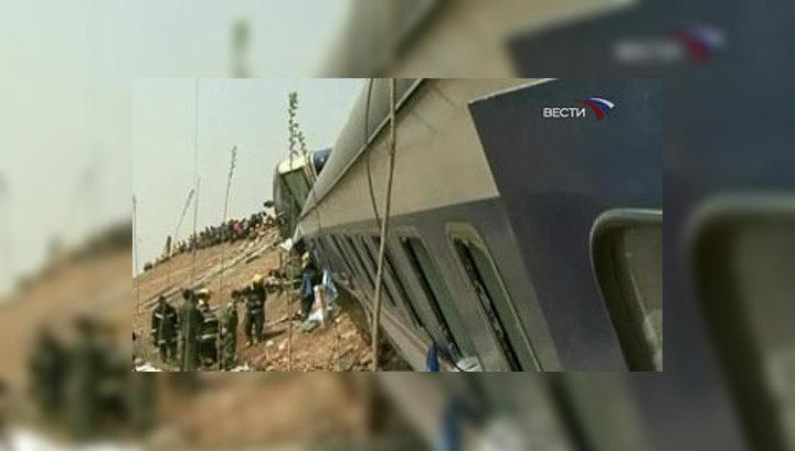 Минздрав Египта: в крушении поездов погибло 18 человек, 36 ранено