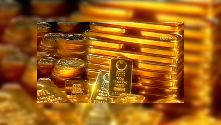 МВФ продает золото Индии