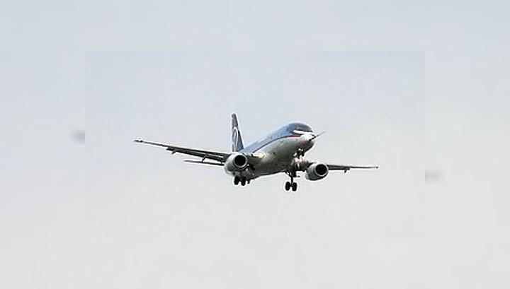 Sukhoi Superjet-100 произвел свой первый полет