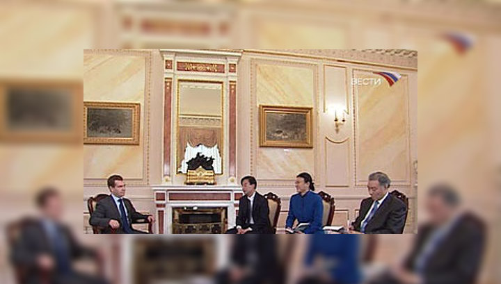Интервью Дмитрия Медведева китайским журналистам. Полный текст, ВИДЕО