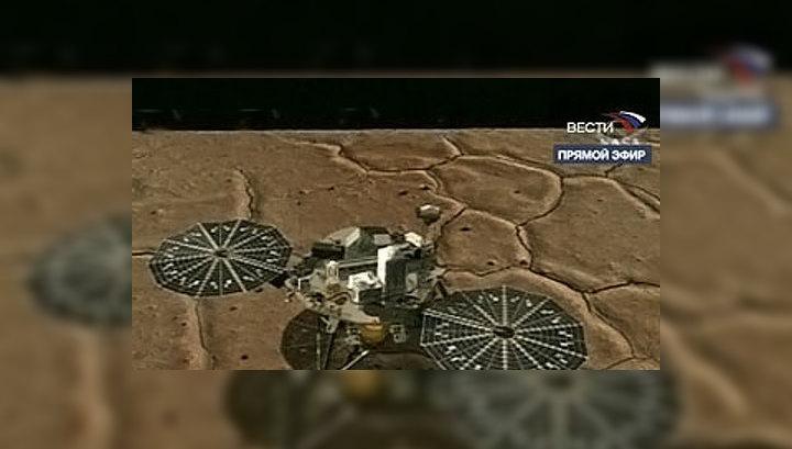 НАСА начинает жить по марсианскому времени