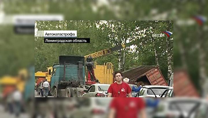 Пятеро пострадавших в ДТП в реанимации