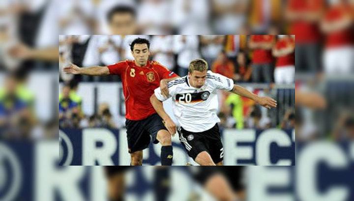 Смотреть чемпионат европы по футболу 2008 испания германия