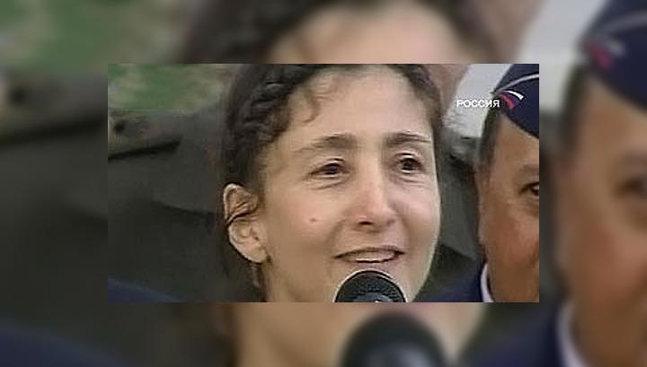 Ингрид Бетанкур награждена орденом Почетного легиона