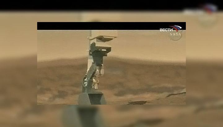 """""""Феникс"""" нашел на Марсе сильный окислитель"""