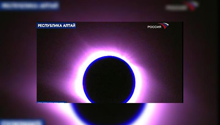 Солнечное затмение стало главной новостью пятницы