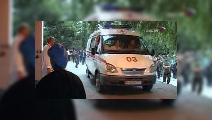 В Южной Осетии эвакуируют детей