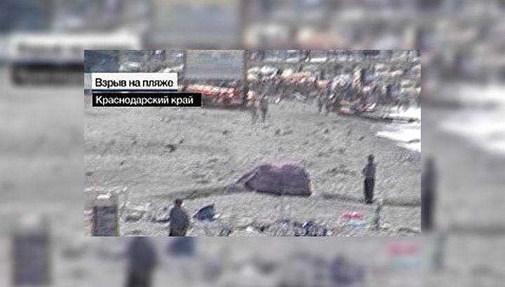 Мощность взорванной на пляже бомбы составляла до 4 килограммов тротила
