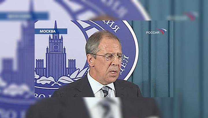 Лавров: Россия – в недоумении от позиции Украины по вопросу Черноморского флота