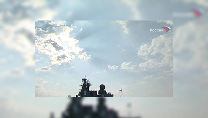В территориальные воды Абхазии вошли российские корабли