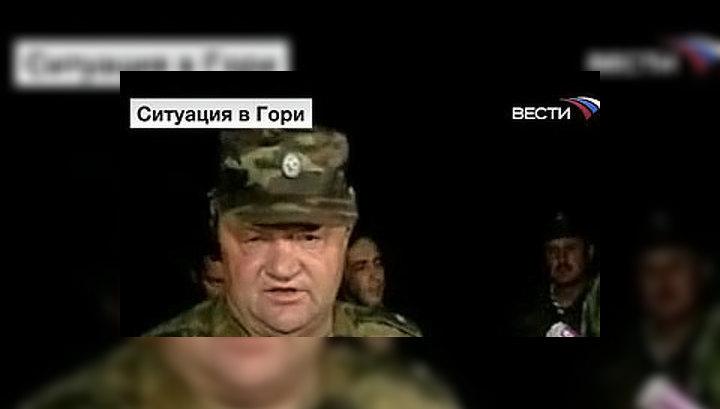 Контроль над Гори передан грузинским полицейским
