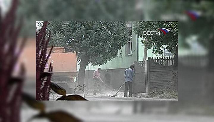 В Южной Осетии возобновили работу поликлиники и больницы