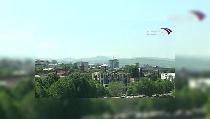Решение о продлении действия военного положения принял парламент Грузии