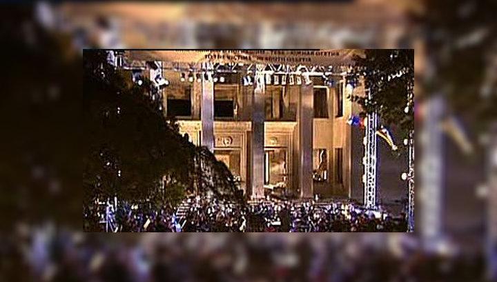 Концерт для города-героя