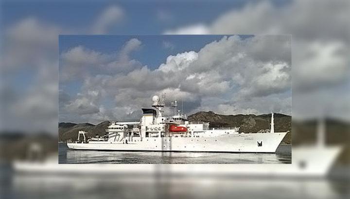 В акваторию Черного моря вошел еще один корабль ВМС США