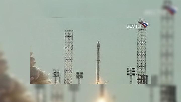 """Российский """"Зенит"""" вывел на орбиту американский спутник"""
