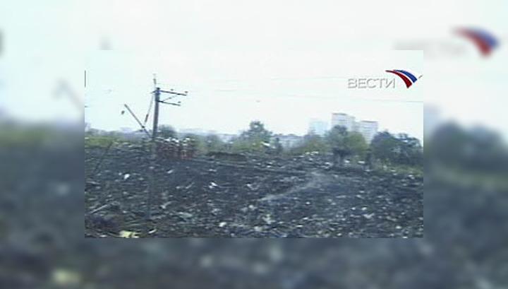 """Поезда по Транссибу пущены в обход места крушения """"Боинга"""""""