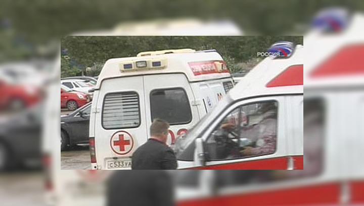 На юге Москвы трамвай сбил ребенка
