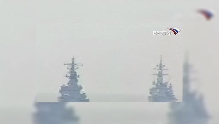 Такие действия КНДР являются нарушением эмбарго на поставки вооружений и военной техники, введенного ООН после того, как официальный Пхеньян осуществил в мае этого года второе испытание ядерного устройства