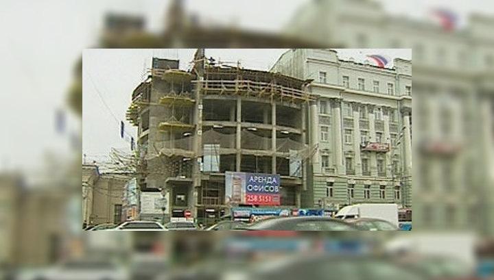 Москва, которую  мы потеряем